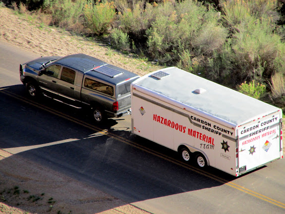 Carbon County Sheriff Hazmat