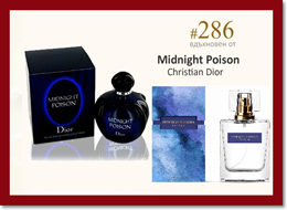 Парфюм FM 286 - CHRISTIAN DIOR - Midnight Poison