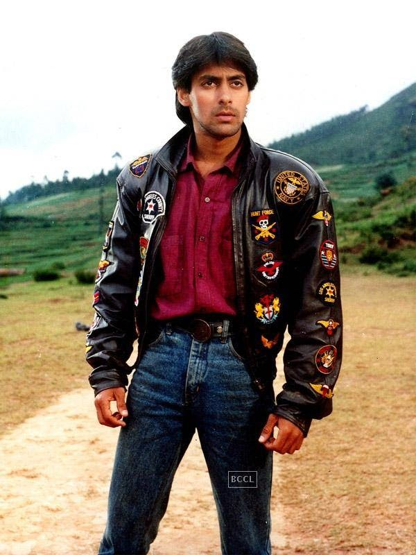 Bollywood's destiny child Salman Khan looked quite opposite to what he looks today. With a lean frame and drop dead looks, Sallu was a rage among girls back in 90's. In the next pic, take a look at Salman Khan of today!
