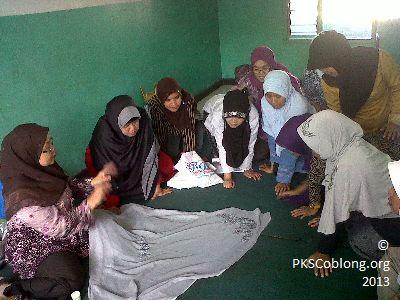 Sekolah Ibu Lebak Gede 26 Januari 2013