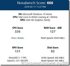novabench666