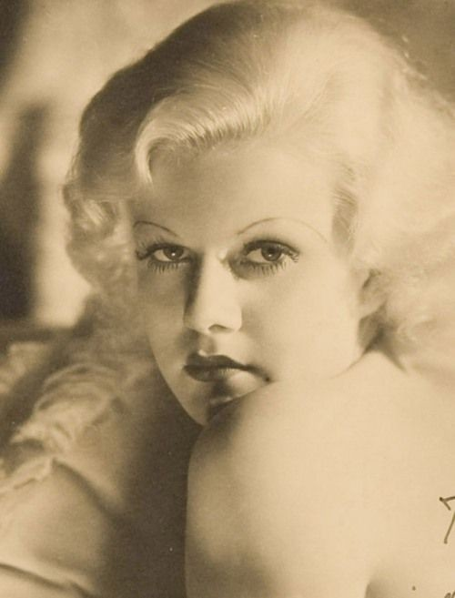 Two Tragic Blondes - Marilyn Monroe And Jean Harlow
