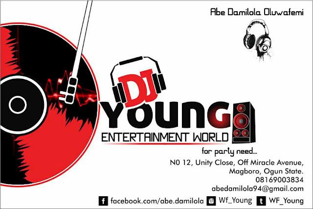 Dj Young - Concrete mix