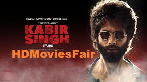 Kabir Singh 2019 banner