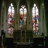 Kerkramen Sint Vituskerk Winschoten