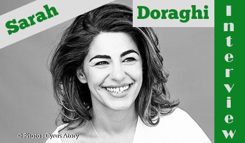 Interview de Sarah Doraghi, du rire au bonheur de vivre