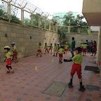 Skating Camp for Jr.KG and Sr.KG Section, Witty World (2015-16)