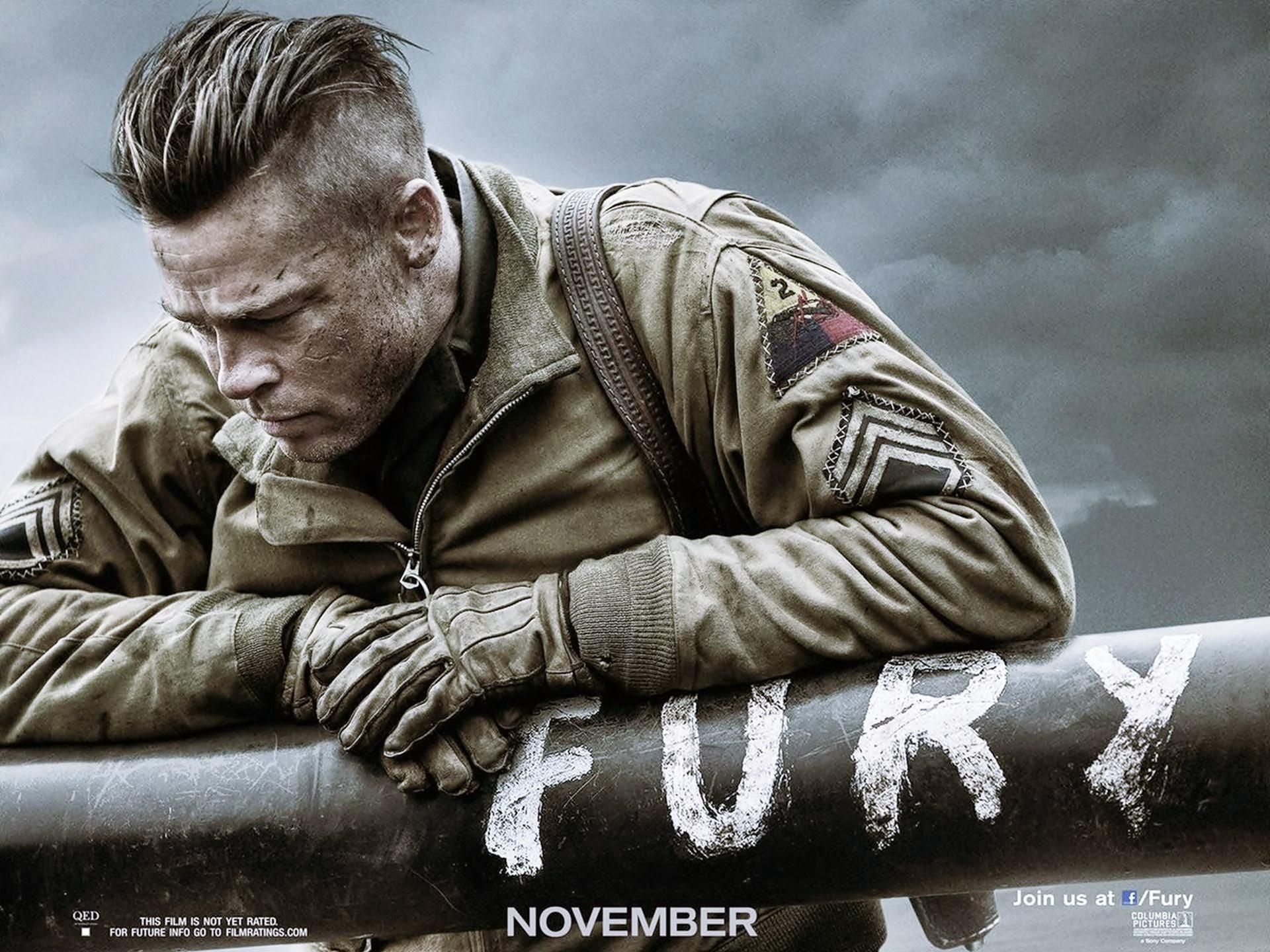 Fury Wallpaper