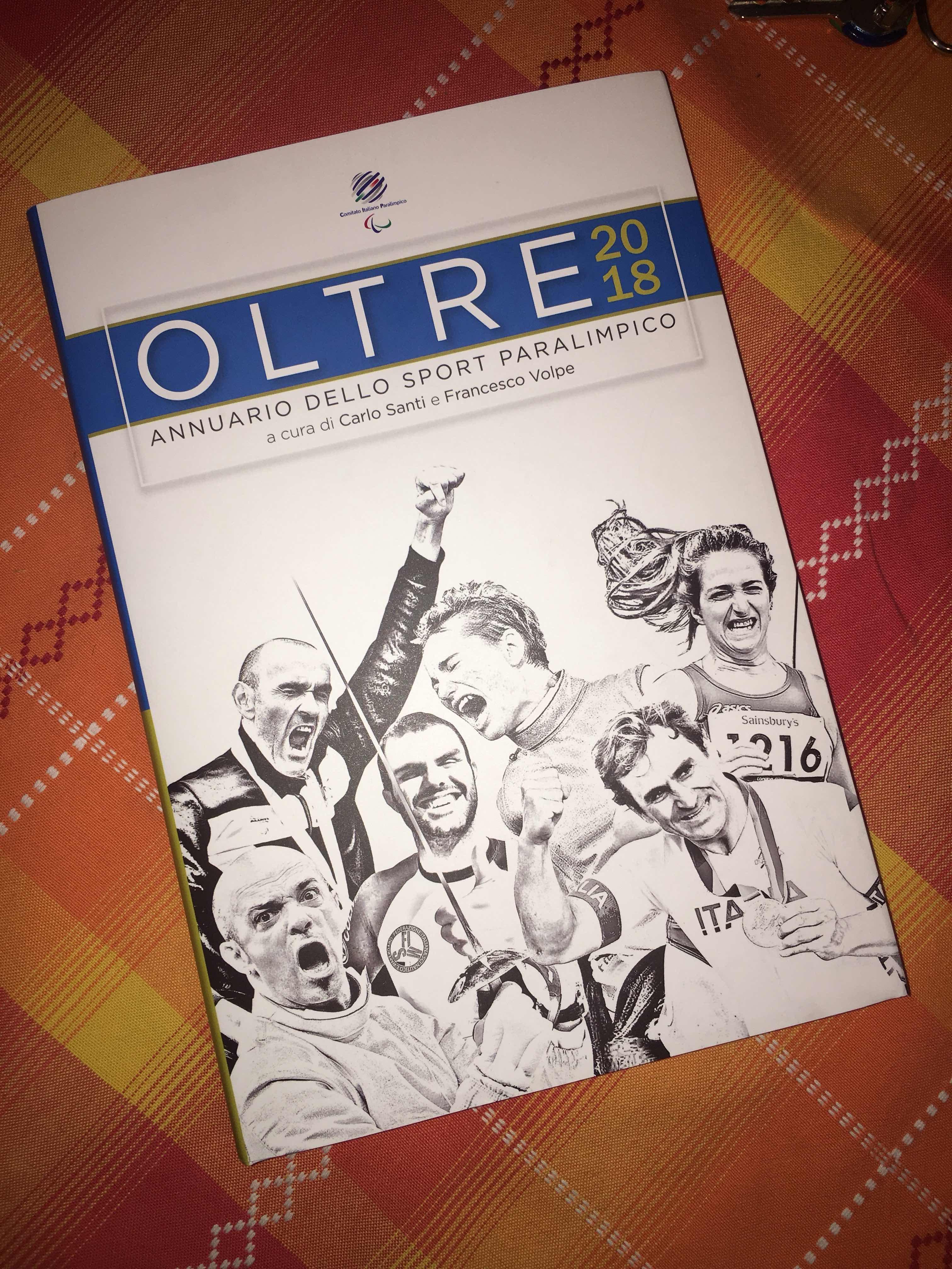 Libro Annuario dello Sport Paraolimpico
