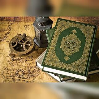 Al-Qur'an Adalah Hidup Dan Matimu