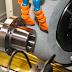 OD grinding on a Kellenberger Kel-Varia CNC Universal Grinder.