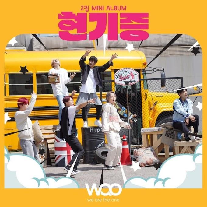 """W.A.O Returns with Their 2nd Mini-Album """"Dizzy"""""""