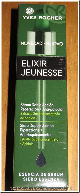 Elixir Jeunesse da Yves Rocher
