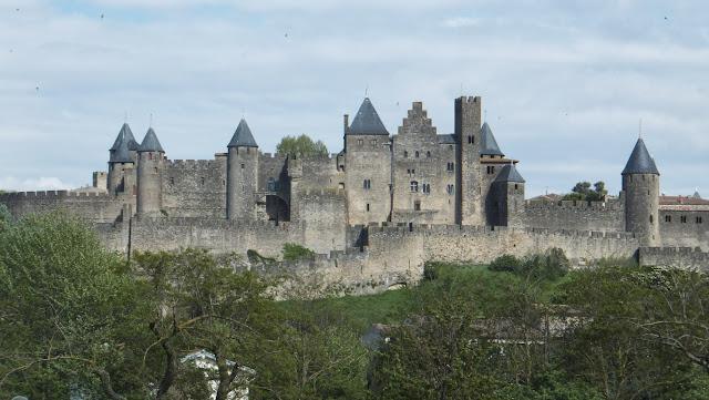 Carcasona, Francia, Carcassonne, blog de viajes, Elisa N, Argentina