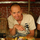 Гамбургер. Вегетарианский :) Непал, Катманду