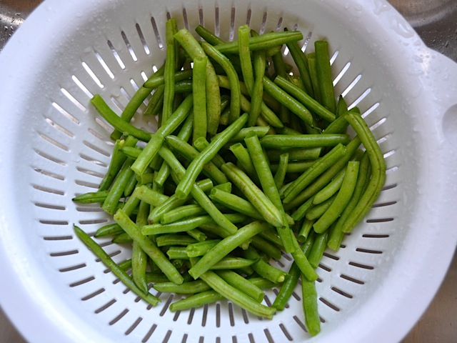 how to cook snap green beans