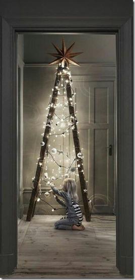 arboles de navidad con escalera buenanavidad (7)