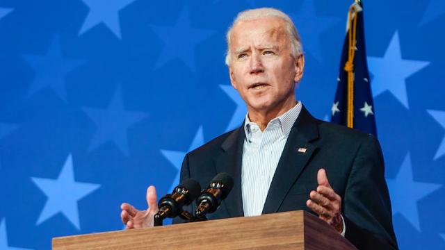 BREAKING: Decision Desk HQ Declares Biden Winner After Giving Him Pennsylvania