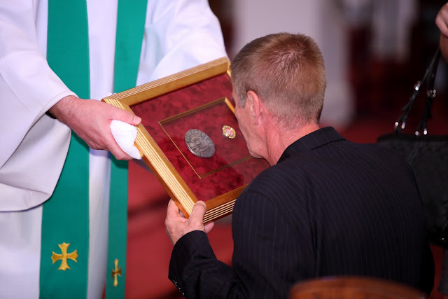 The Relic of Blood of Blessed John Paul II in the Polish Apostolate of Blessed John Paul II - IMG_0910.JPG