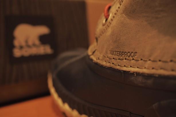 ソレル-ブーツ
