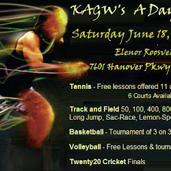 2011 KAGW Sports Day