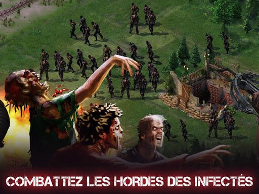 Empire Z: Guerre Sans Fin APK MOD – ressources Illimitées (Astuce) screenshots hack proof 2