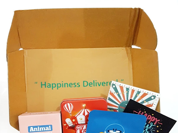 [Unboxing] Januari Carnival with Tadabox
