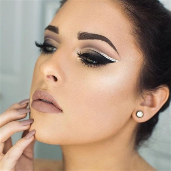 crease makeup tutorials