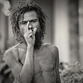 man of somba opu by Vantodes . - People Portraits of Men