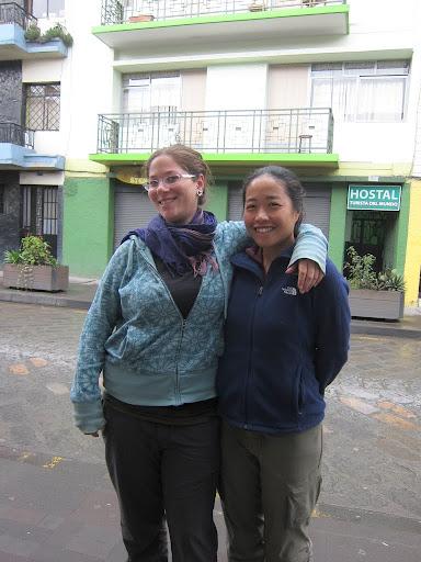 Jill in Cuenca