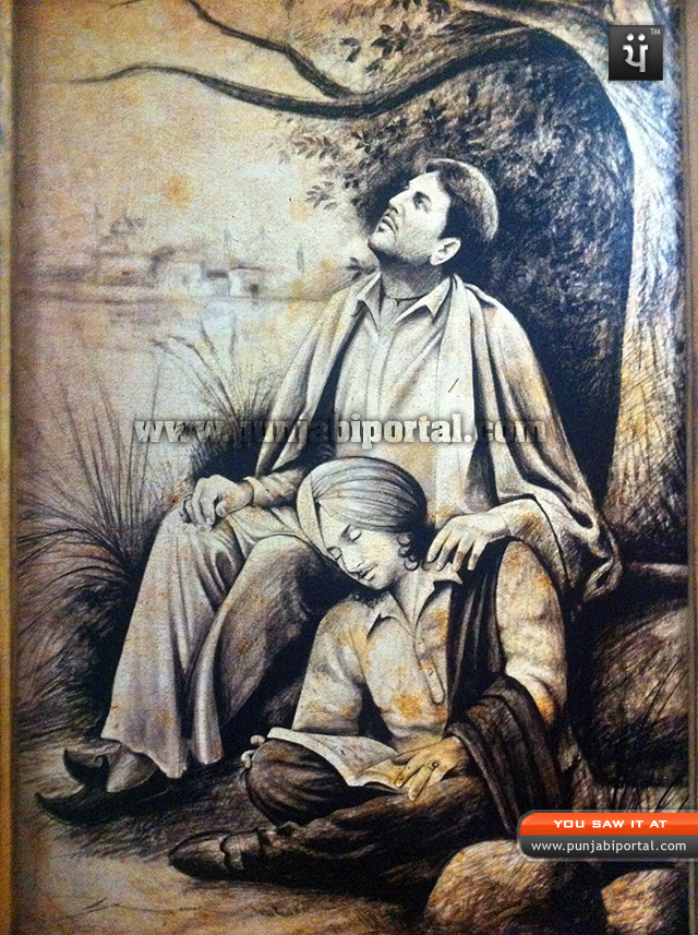 Satinder Sartaaj and gurdas maan satinder sartaj home house chandigarh