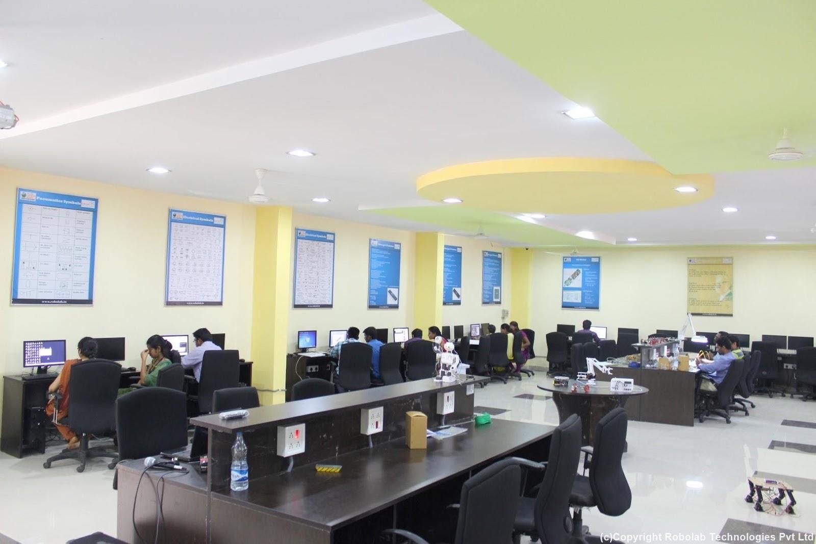Marri Laxman Reddy Institute of Technology, Hyderabad Robolab (9).jpg