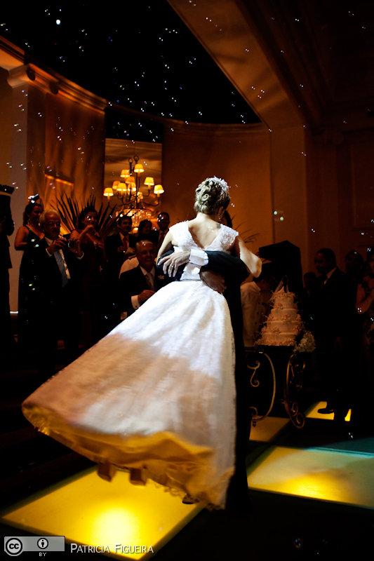 Foto de casamento 2205 de Paula e Bernardo. Marcações: 16/10/2010, Casamento Paula e Bernardo, Rio de Janeiro.