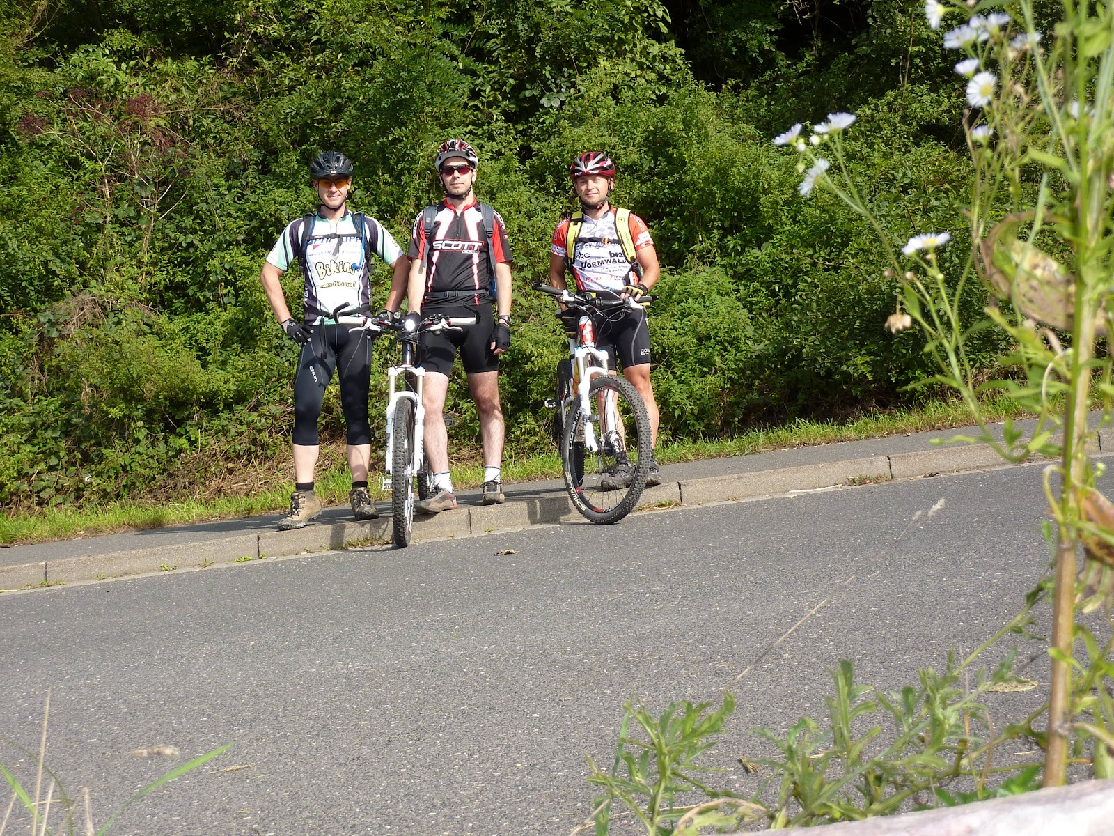 Spessart-Biker Tour am 11.09.2010