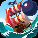 Pirate Saga - Triple match icon