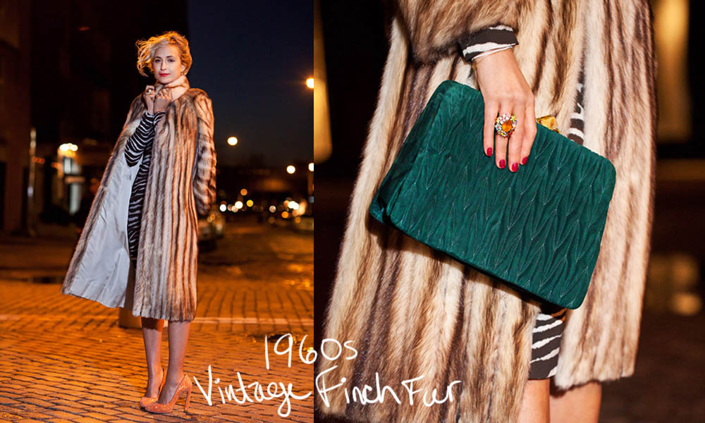 Wearing Vintage — Elisabeth von Thurn [Day Five]