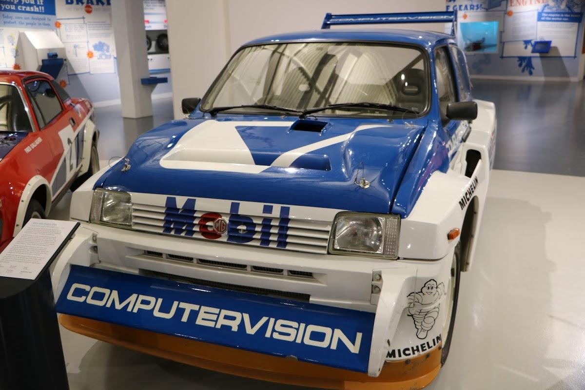 The British Motor Museum 0503.JPG