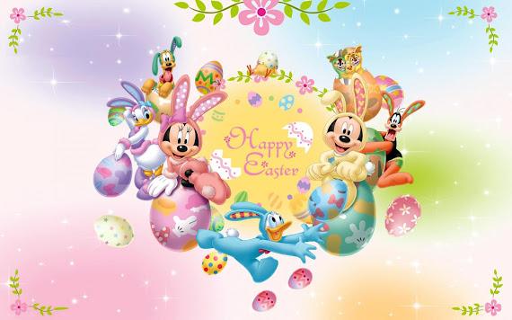 Uskrs besplatne pozadine za desktop 1920x1200 slike čestitke blagdani crtani filmovi free download Happy Easter