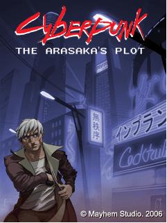 Cyber Punk – The Arasaka 's Plot [By Mayhem Studio] CPTAP1