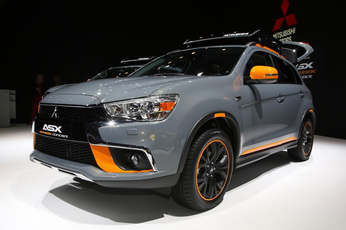 Mitsubishi - ASX Geoseek Concept