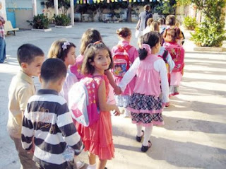 Blida: 27 586 élèves rejoindront les classes aujourd'hui