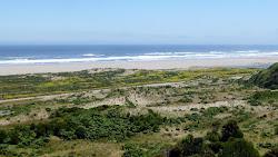 Pacifique vue de l'ile de Chiloé