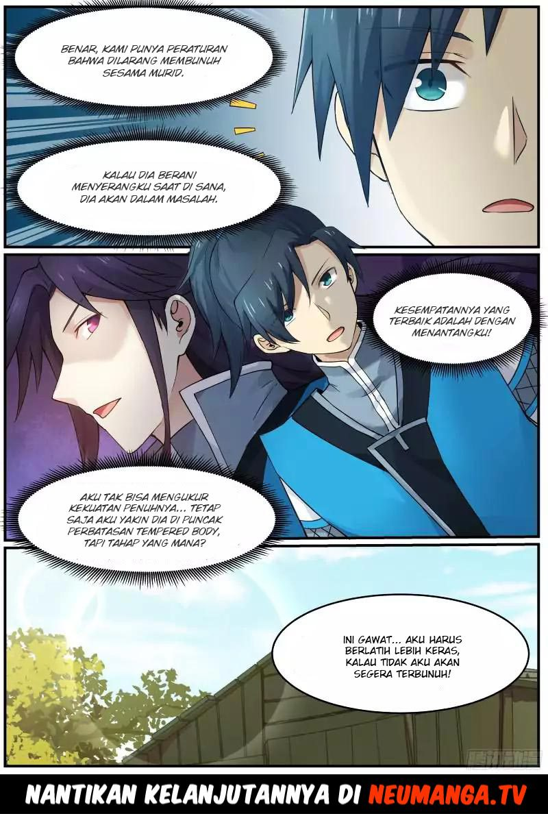 Baca Manga Martial Peak Chapter 18 Komik Station