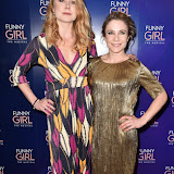 OIC - ENTSIMAGES.COM - Kelly Price and Kiasa Hammarlund at the  Funny Girl - press night in London 20th April 2016 Photo Mobis Photos/OIC 0203 174 1069