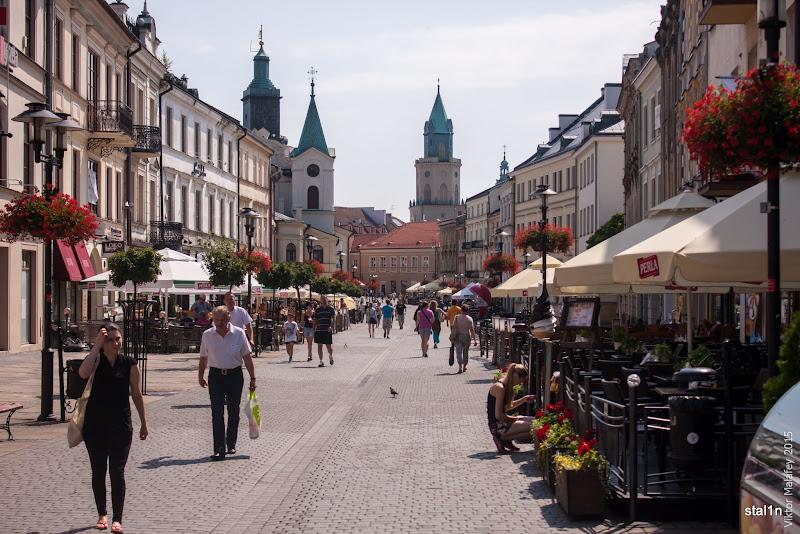 Центральна пішохідна вулиця