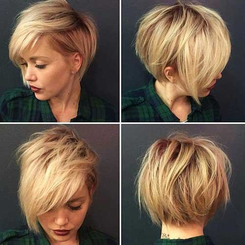 Trend Pixie Hairstyle