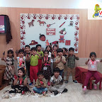 Brown Day Celebration by Nursery Section at Witty World Bangur Nagar( 2018-2019)