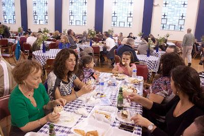 St. Athanasios Greek Food Festival  Photos by Tom Hart