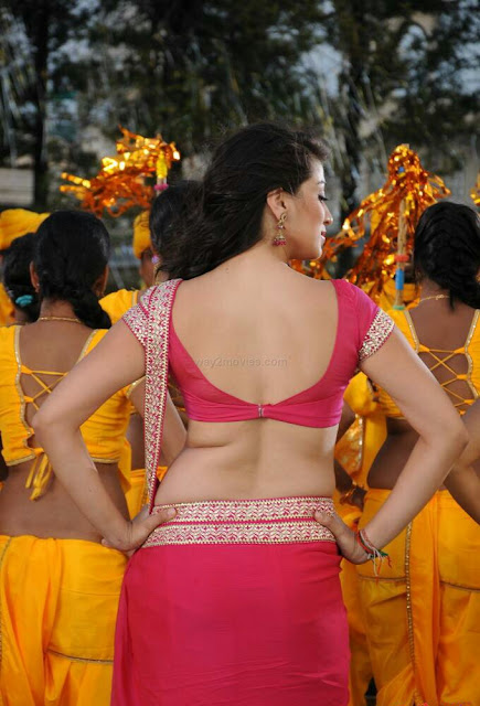 Backless Blouse Hot Indian Girls - Bollywood Actress Image -1225