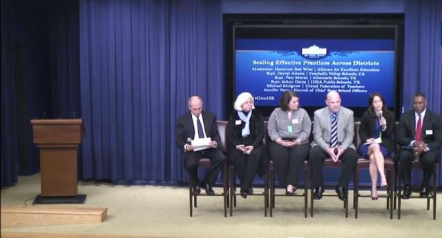 International Baccalaureate Participates in White House Next Gen High School Summit